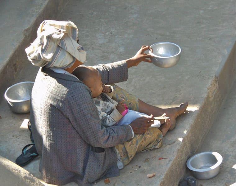 story of crorepati turning to beggar overnight after demonetization