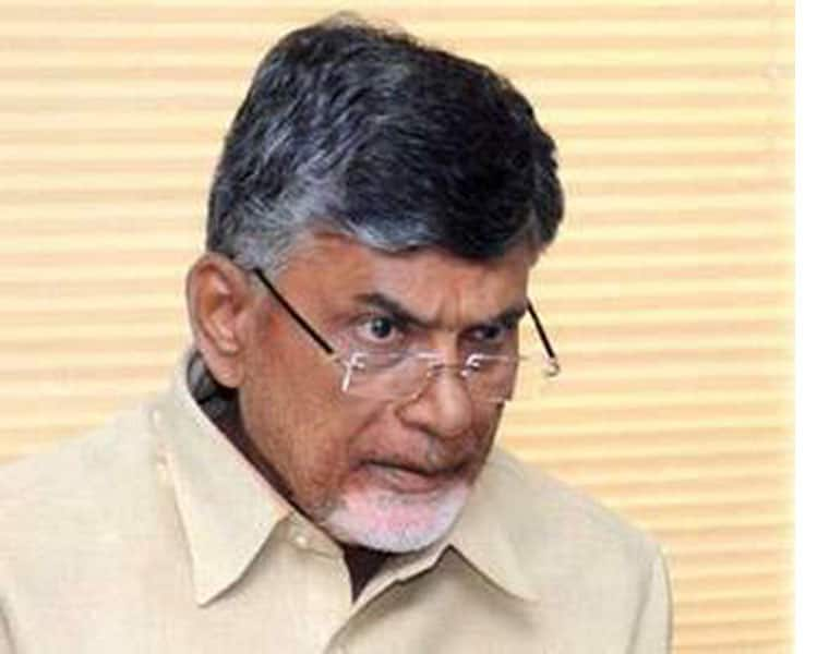 Chandrababu Naidu does it again Spends more than 5 cr on the New Convoy