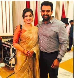 Actor Chiranjeevi Sarja to get hitched to actress Meghana Raj