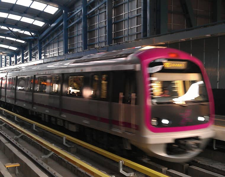 Decision about starting Namma metro service to be decided in cabinet meeting