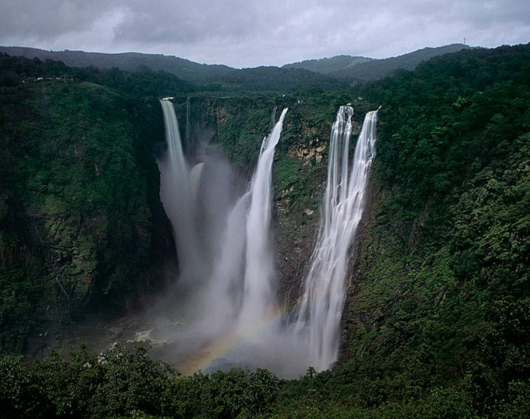After Lockdown Relaxation Jog Falls Lion Safari open For Tourists from June 8th