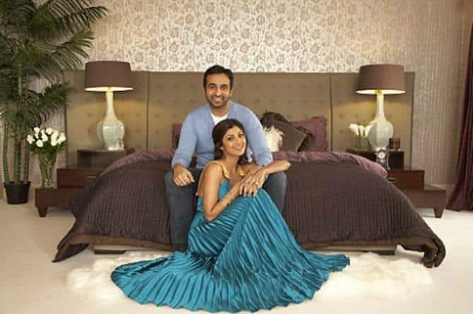 Lets take a look at Shilpa Shettys Seaside Bungalow