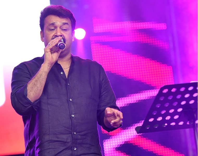 Mohanlal to sing duet with Shreya Ghoshal in Neerali