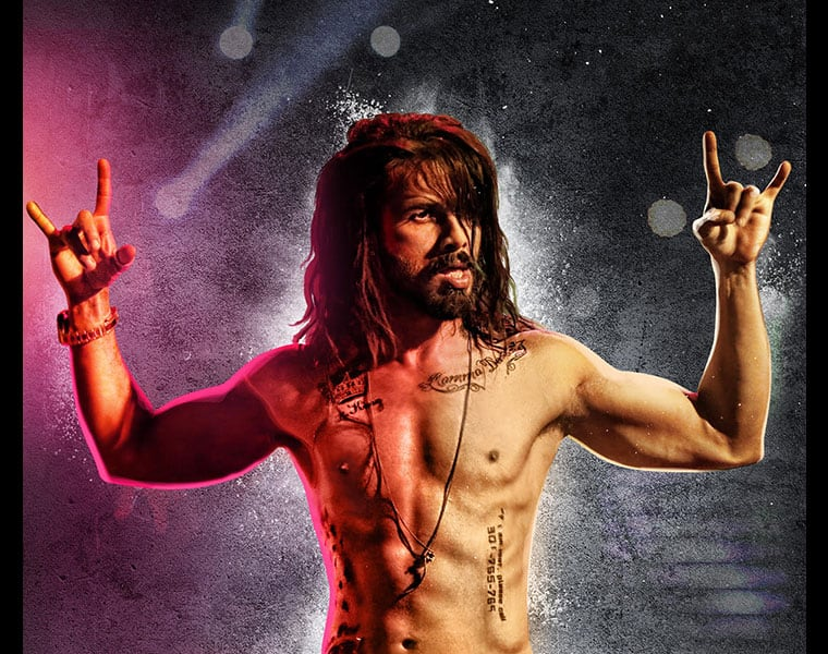 SHAHID KAPOOR STANDS THE SEXIEST ACTOR IN ASIA
