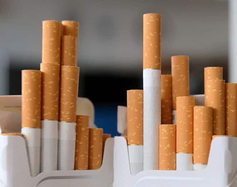 Customs arrests 13 men for smuggling in cigarettes worth over Rs 66 lakh from Dubai BSS