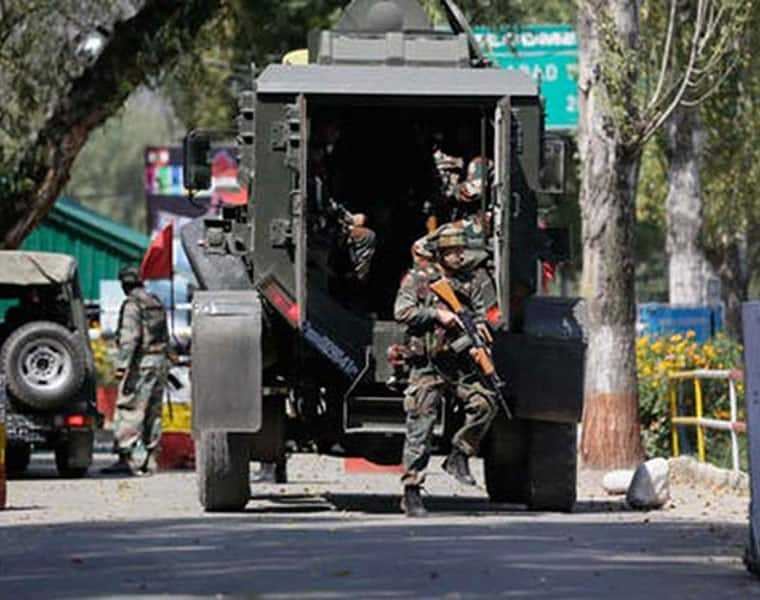 7 Indian Soldiers Killed In A Terror Attack