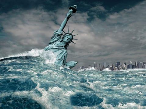 tsunami of doom