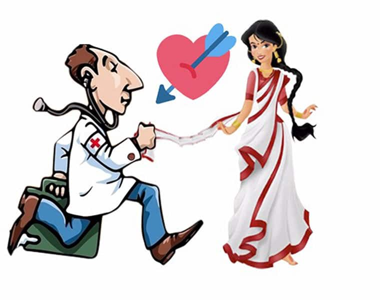 in ap lady gang attracting young doctors for money