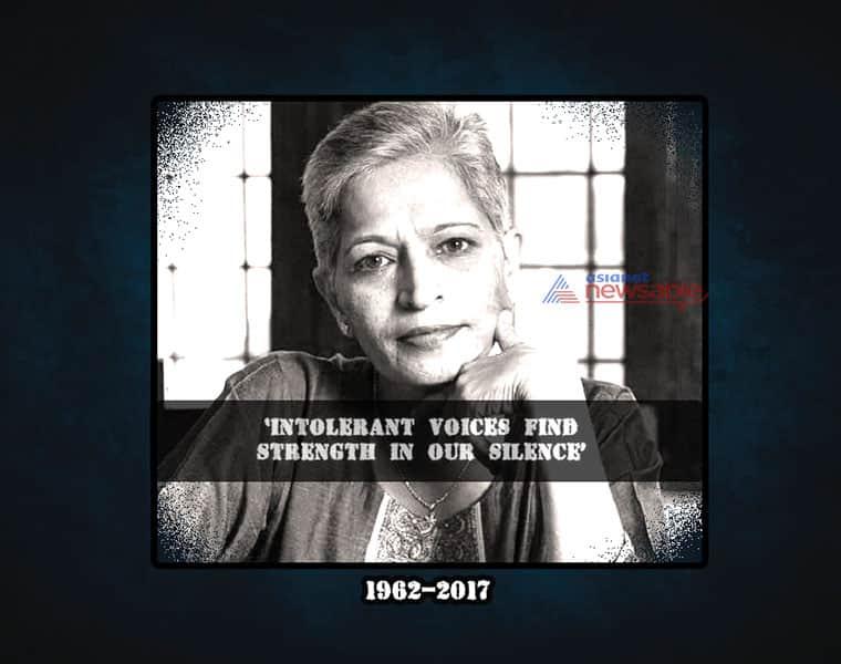 Obituary Gauri Lankesh