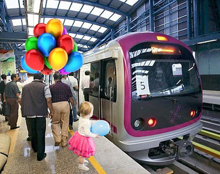 Metro Timing Extended for Christmas and New Year Celebration