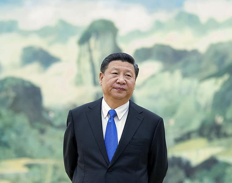 chinese president xi jinping is reported to be hiding in secret