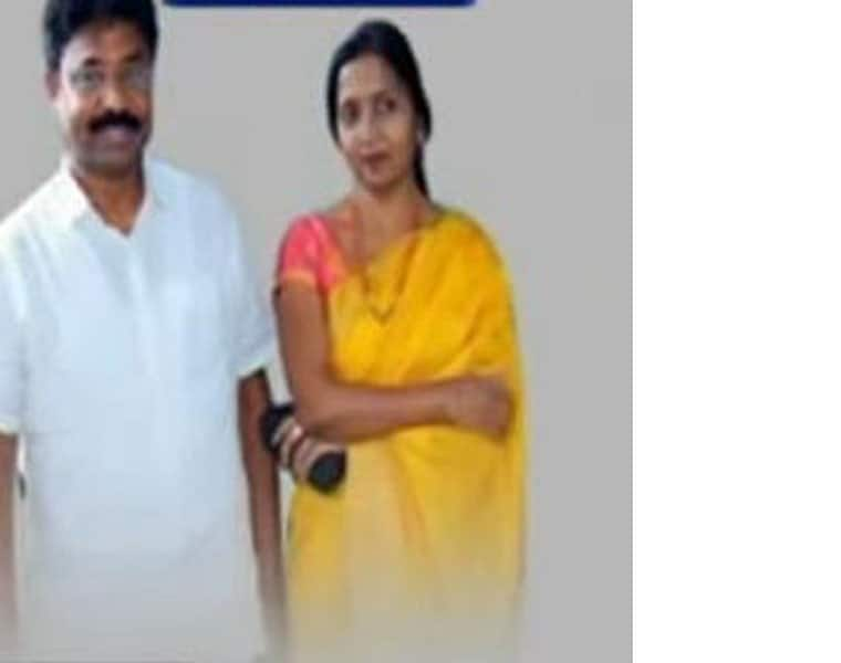 Cbi booked cases on ycp mla suresh and his wife over disproportionate assets case