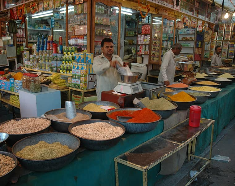 All traders have to make special licenses under Food Security Department bpsb