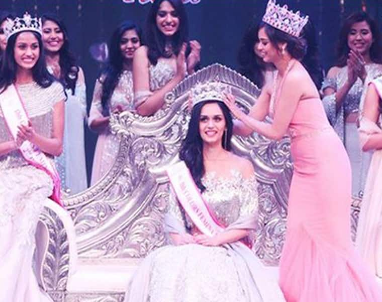 MANUSHI CHILLAR SOON WILL START HER CAREER IN BOLLYWOOD INDUSTRY