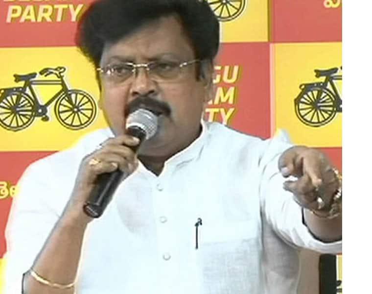 TDP Leader  Varla Ramaiah Challenge to AP CM Ys Jagan
