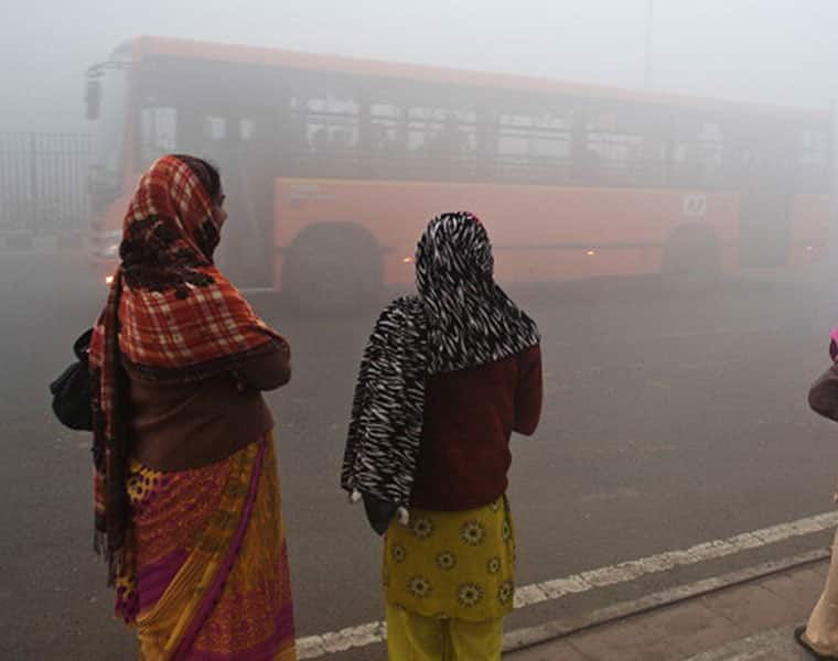 Delhi gears sweater weather city records coldest December in 12 years