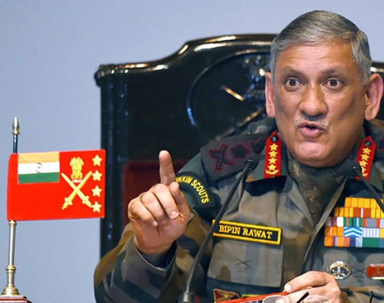 Indian army free rations General Bipin Rawat chief abolition commission