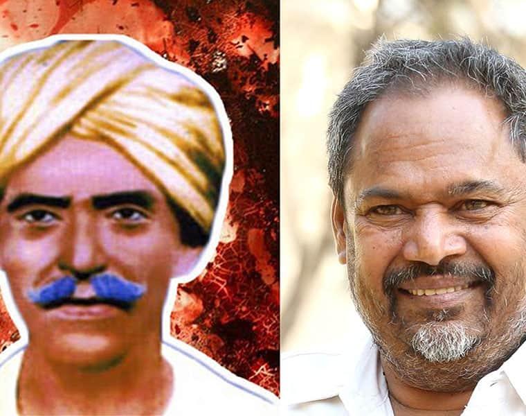 r narayana murthy  selected to komaram bheem national award