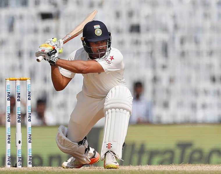 Duleep Trophy Karun Nair continues fine form India Red 140/2 Day 2