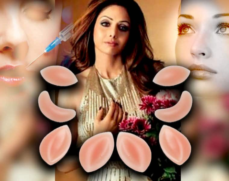 Are cosmetic surgeries done on Sridevi the reason for her death