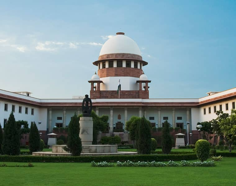 supreme court says people are affected and there may be riots