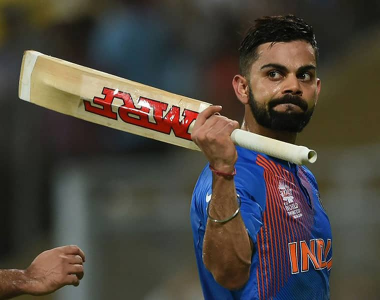 Virat Kohli continues to win accolades and quite rightly so
