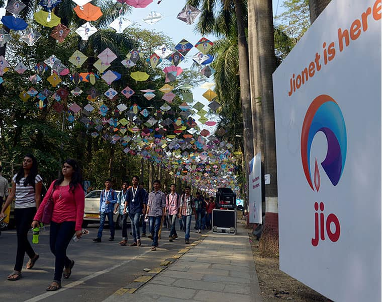 New Data Offer From Reliance Jio