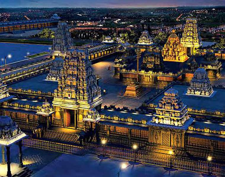 another 38 corona cases found in yadadri temple ksp