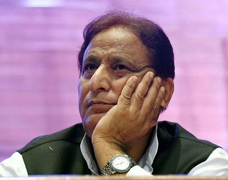 Azam Khan controversial statement on Pulwama Attack