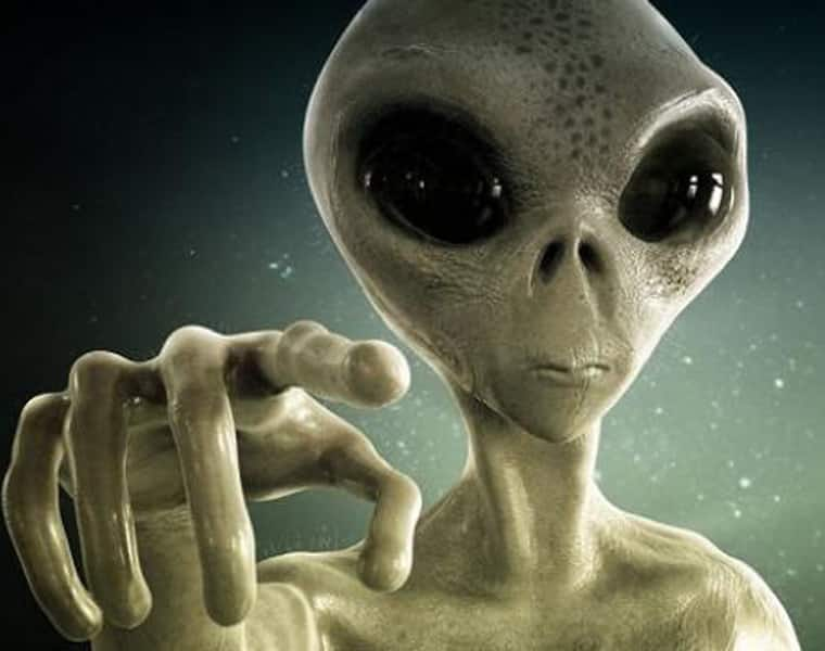 Oxford Professor Says Aliens Are Breeding With Humans