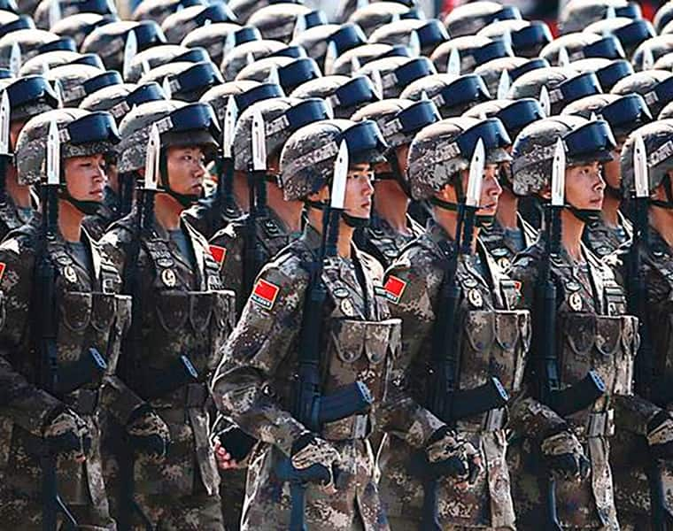 Chinese army Back Off By 2 KM from India Border