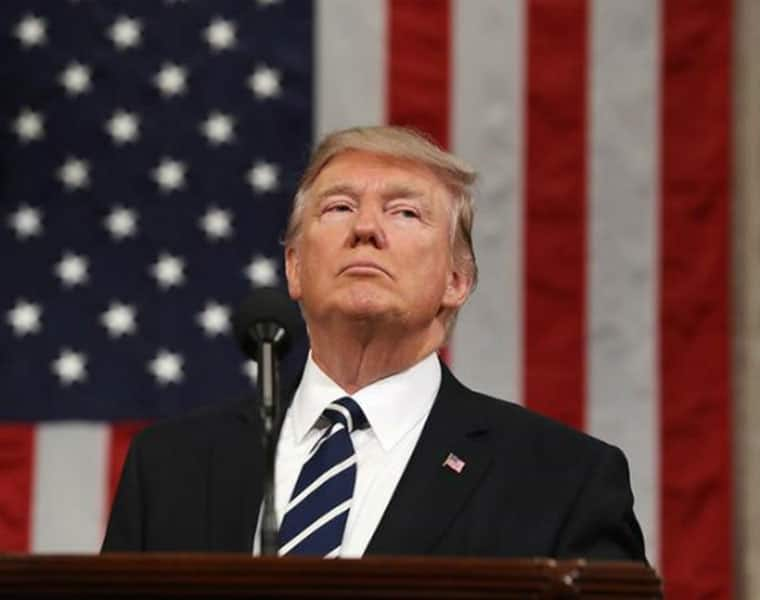 President Donald Trump declares national emergency over threats against US technology
