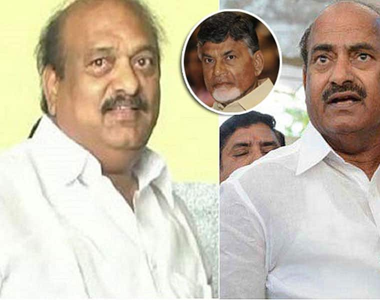 JC brothers loud mouth creating problems for Naidu