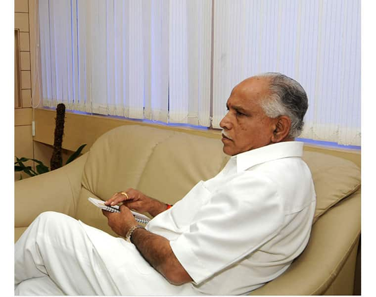 bsy predicts four ministers may be ousted from cabinet