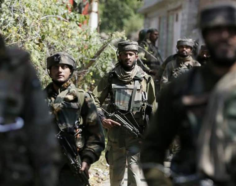 Kashmir: Terror trap busted, woman OGW arrested with 20 live grenades