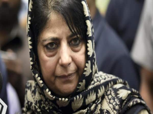 SHOCKER from Jammu and Kashmir former Chief Minister Mehbooba Mufti, bats for Pakistan Prime Minister Imran Khan on Pulwama Attack