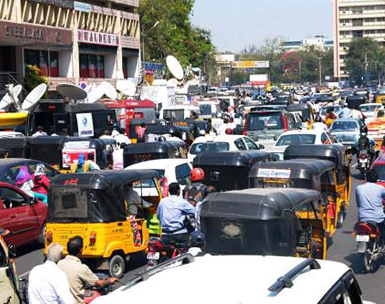 Life time Ban for wrong side drivers in ahmedabad