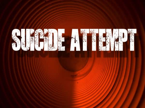 Woman SI aand onstable attempt to commit suicide at Chunduru in Guntur district