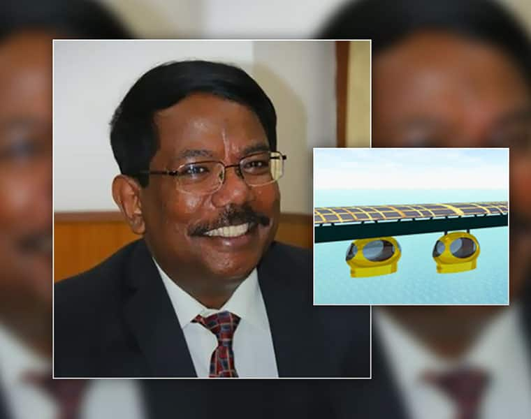 This is not a scam BBMP Commissioner goes all out to sell Pod Taxi