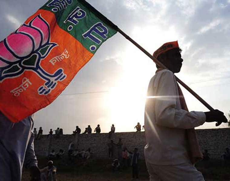 BJP lost eight chariots in one year