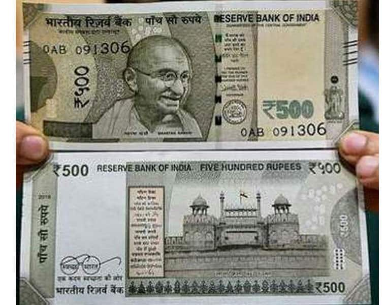 Covid-19 Scare, two Rs 500 notes kept lucknow neighbourhood sleepless all night
