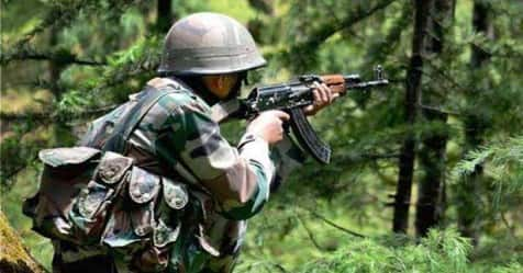 Pakistan Violated ceasefire in Akhnoor sector near Jammu
