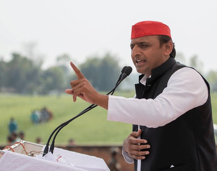 Call In Army, BJP Can Go To Any Extent In Ayodhya, Says Akhilesh Yadav