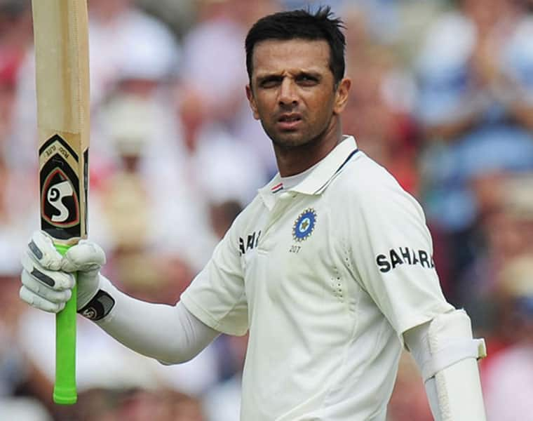 Rahul Dravid inducted into the ICC Hall of Fame