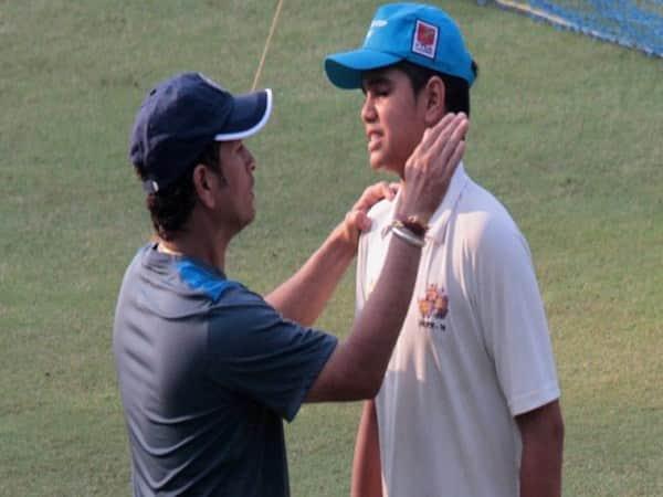 sachin tendulkar advice to his son arjun