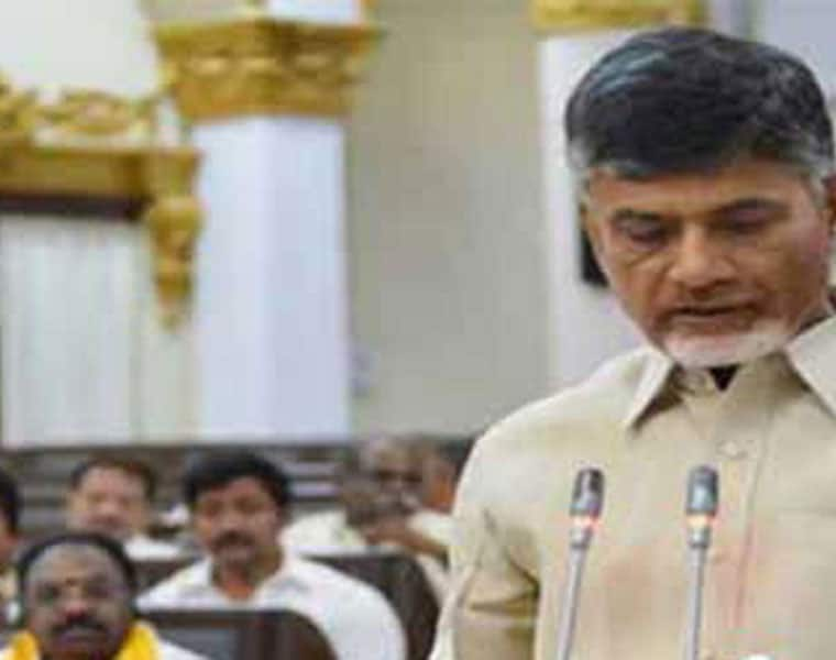 Naidu heaves a  sigh relief on boat tragedy as opposition was not in the house