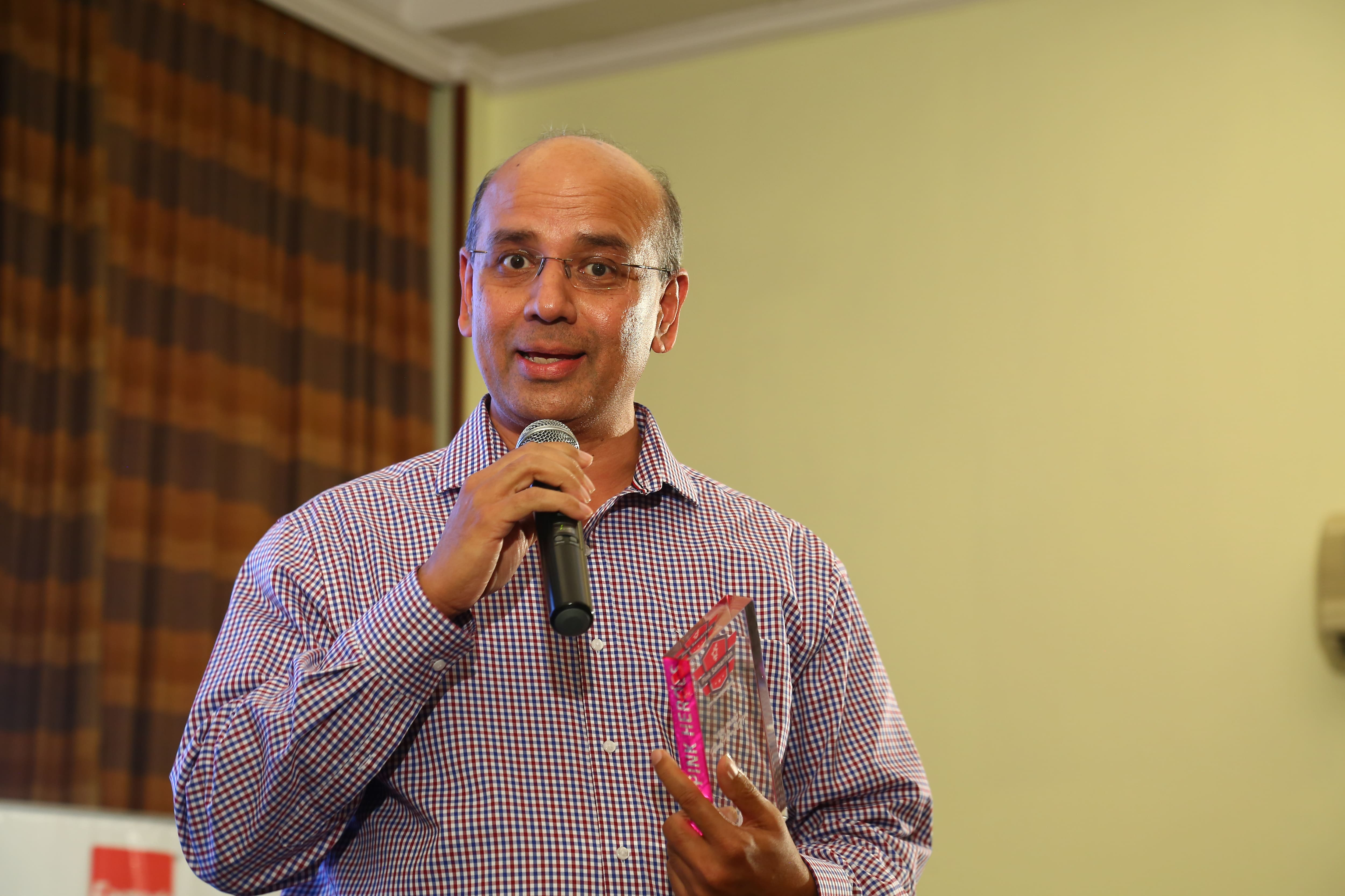 Asianet News Network Eastern Condiments celebrate Pink Heroes