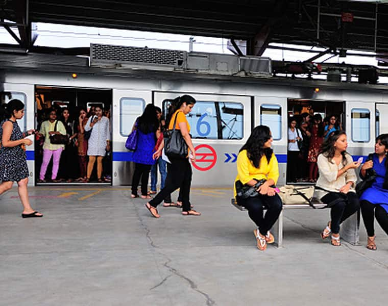 Independence Day Narendra Modi Delhi metro services parking available