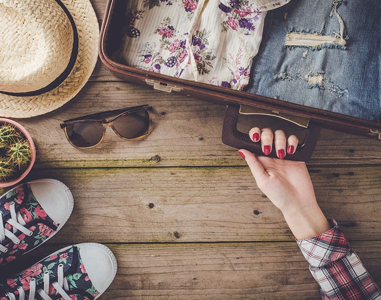 The Joy of travelling solo