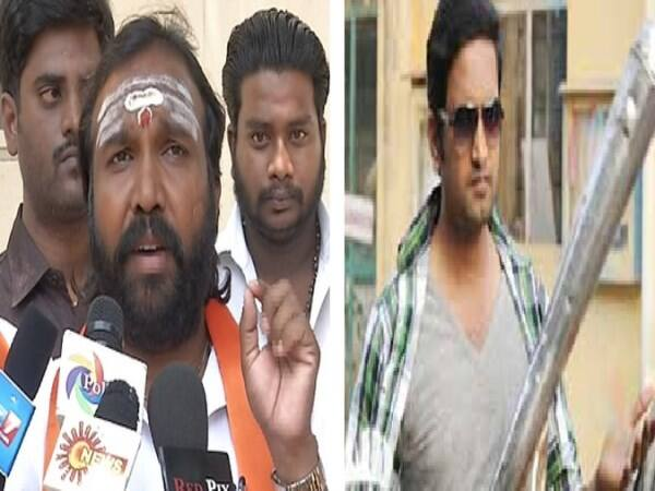 We will not publish the pictures of Santhanam - Hindu Makkal Katchi